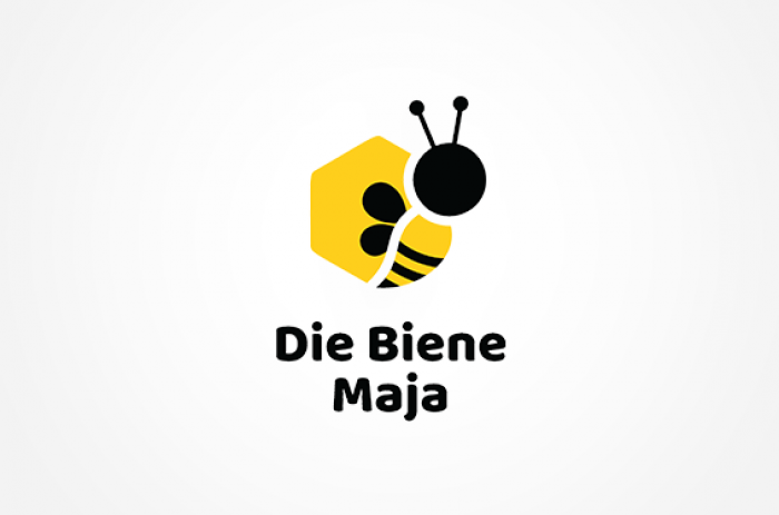 logo-design-biene-maja-small